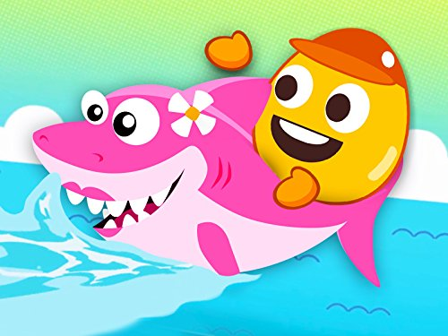 Little Hai - Lernen Sie Kinderreim für Kinder