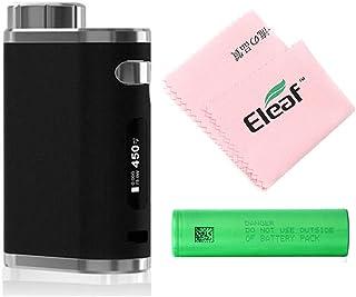 電子タバコ/ベイプ/Vape 本体 Eleaf iStick Pico 75W MOD + Eleaf クリーニングクロス + Sony VCT5 18650 バッテリー 付き 【イーリーフ アイスティック ピコ モッズ 】