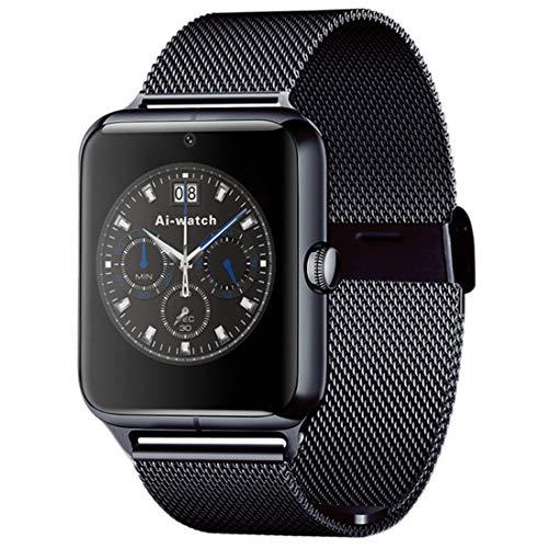 Gongyi YH inteligente reloj Z50 Teléfono, 1,54 pulgadas IPS pantalla táctil, soporte tarjeta SIM y la tarjeta del TF, Bluetooth, GSM, cámara de 0,3 MP, podómetro, alarma sedentario, Sleep monitor, GPS