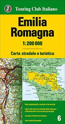 Emilia Romagna Cartina Fisica E Politica.Cartina Emilia Romagna Politica Migliori Offerte 2021