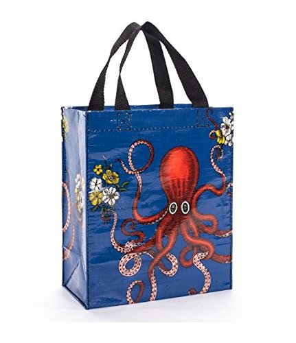 Blue Q Handy Tote Octopus