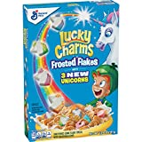 Lucky Charms - Cereales Lucky Charms Frosted Flakes & Marshmallows - 391 grammi