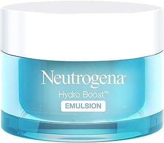 Neutrogena Hydro Boost Emulsion, 10X Hyaluronic Acid for dry skin, 50g