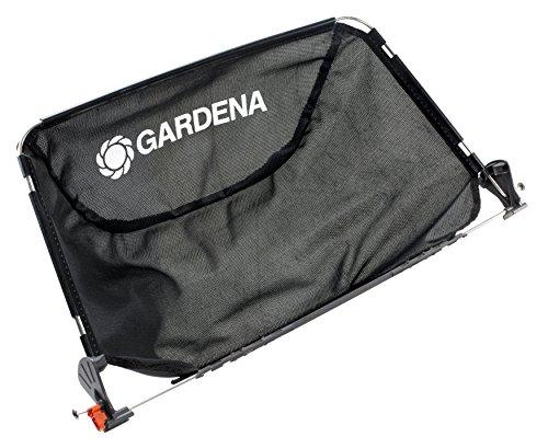 Gardena Fangsack Cut&Collect: Robuster Sack zum komfortablen Sammeln des Schnittguts beim Heckenschneiden, Zubehör für Heckenscheren ComfortCut/PowerCut, einfache Befestigung (6002-20)
