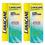 Lanacane Anti Friction Gel, 1 Ounce (Pack of 2)