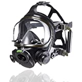 Dräger Panorama Nova Dive Sport Full-Face Diving Mask, Coldwater Scuba Diving mask for Adults, Comfortable Breathing