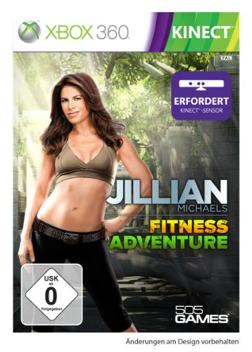 Jillian Michaels Fitness Adventure (Kinect) - [Xbox 360]
