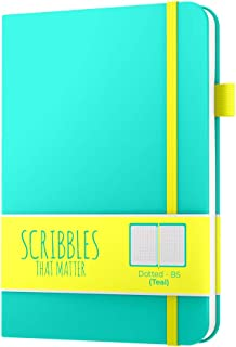 scribbles that matter dotted journal