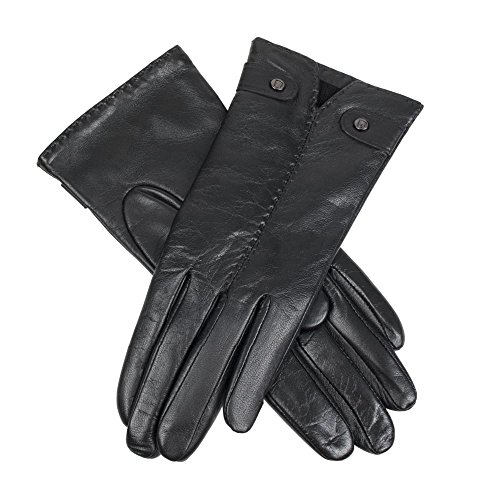 Dents Eleanor Ladies Handschuh Black 8