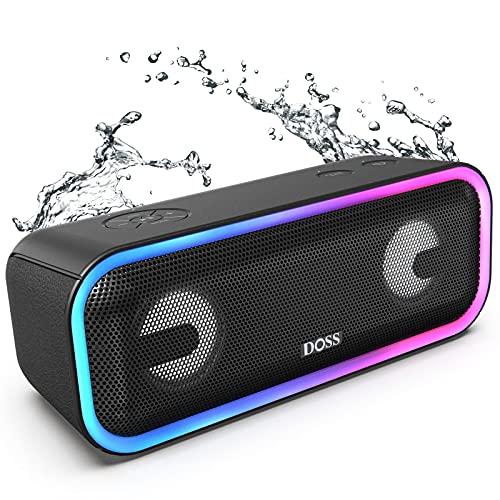 Bluetooth Speakers, DOSS SoundBox Pro+ Wireless Bluetooth Speaker with...