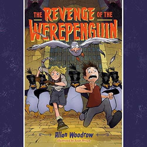 The Revenge of the Werepenguin Titelbild