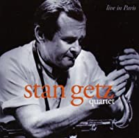 Live in Paris by Stan Getz (2001-07-17)
