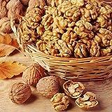 Sainik's Dry Fruit Mall Walnuts Without Shell   Walnut Kernels   Kashmiri Walnuts   akhrot Giri  ...