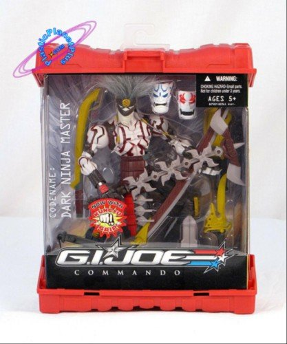 G.I. Joe Codename: Dark Ninja Master