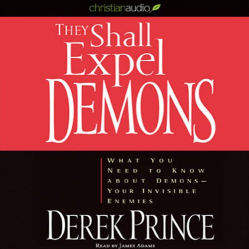 They Shall Expel Demons audiobook cover art