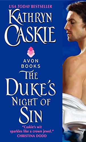 Image of The Duke's Night of Sin (Seven Deadly Sins)
