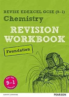 Revise Edexcel GCSE (9-1) Chemistry Foundation Revision Workbook: for the 9-1 exams (Revise Edexcel GCSE Science 16)