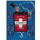 A&D Vintage Tabak Zigarren Anzeigen Poster Die