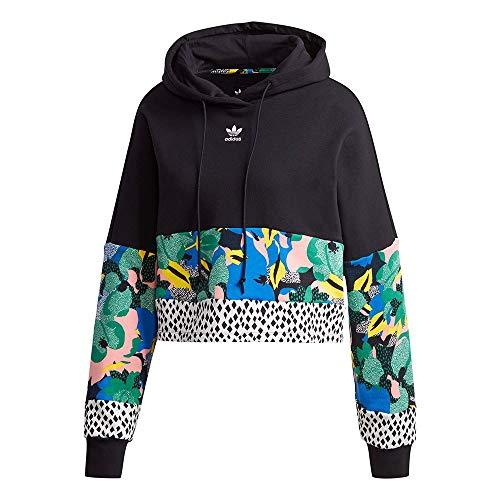 Adidas Originals Cropped Hoodie 34