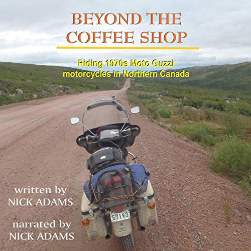 Beyond the Coffee Shop cover art