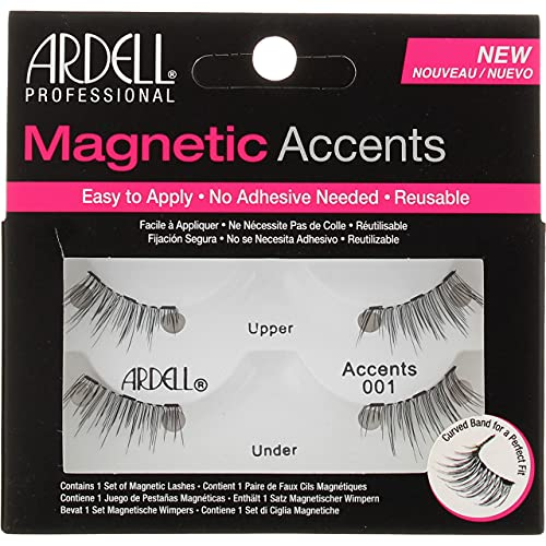 Ardell Professional Magnetic Lash acentos 001 (1-Pair)