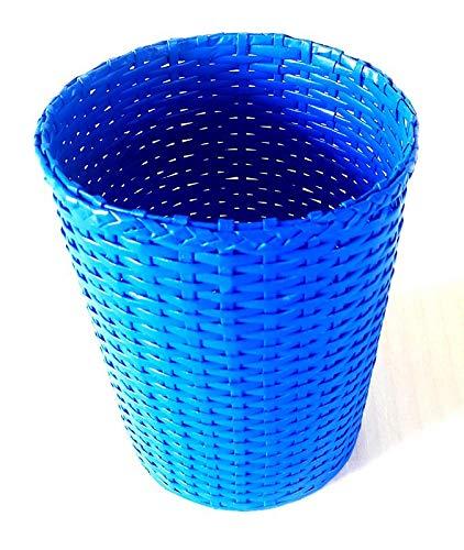 Eco List price Japan Maker New Friendly Blue Waste Basket Dustbin Trashcan 11 10 ltrs In