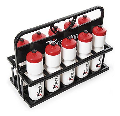 Precision Training - Portabottiglie pieghevole per 10 bottiglie, non incluse
