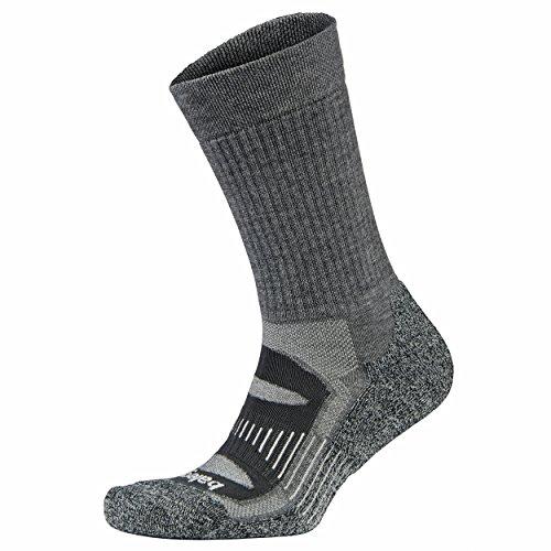 Balega Socken Blister RESIST Crew, Charcoal, M, 410809