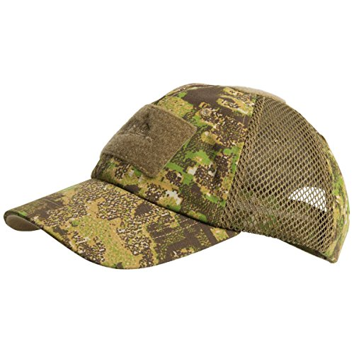 Helikon Tactique Casquette de Baseball Décharger PenCott GreenZone