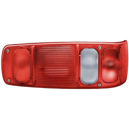 Hella 2va 007 502 111 Heckleuchte Glühlampen Technologie Links Auto