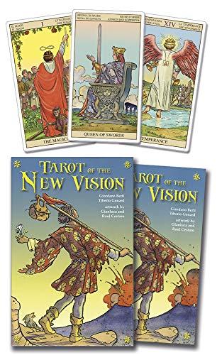 Tarot of the New Vision Kit (Lo Scarabeo Kits)
