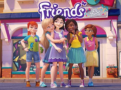 Lego Friends : Cinq filles en mission - saison 1
