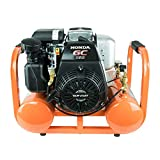 Industrial Air Contractor Pontoon Air Compressor with Honda OHC Engine - 4 Gallon, 155 PSI, Model Number CTA5090412