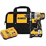 DEWALT 20V MAX XR Rotary Hammer/Drill Combination Kit,...