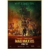 Film Mad Max Fury Straße Tom Hardy Charlize Theron Poster