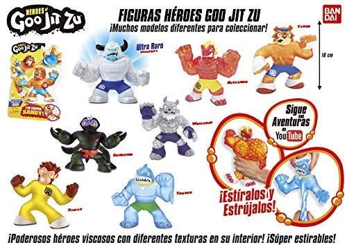 BANDAI SURT CO41011 Figura Héroe Goo JIT Zu, Una Unidad (44