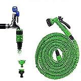 BLAPOXE 75 Feet Car Washer Expandable Magic Flexible Garden Water Hose Plastic Hoses