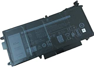 New K5XWW 725KY N18GG Laptop Notebook Battery Compatible with Dell Latitude 5289 Series 7.6V 60Wh