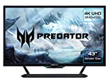 Predator CG437KP Monitor Gaming G-SYNC, 43', Display 4K UHD,...