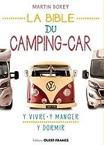 La bible du camping-car de Martine Dorey