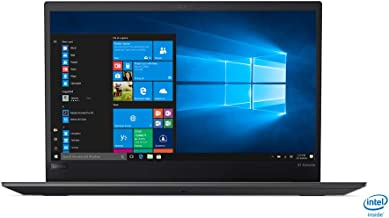 "Lenovo ThinkPad X1 Extreme Business Laptop 20MF000DUS 15.6"" 4K/UHD touch screen, Intel 8th Gen i7-8750H, NVIDIA GTX 1050Ti..."