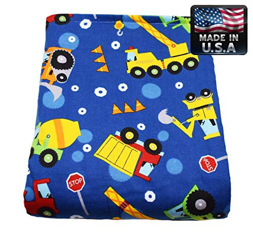 Melissa's Weighted Blankets Made in The USA (5lbs...