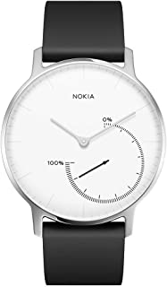 Withings / Nokia | Steel – Activity Tracker, Sleep Monitor, Water Resistant Smart Watch with 8-month battery life (Certified Refurbished)