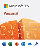 Premium versions of Word, Excel, PowerPoint, and Outlook, for 1 person 1 TB OneDrive cloud storage to back up files and photos Works on Windows, macOS, iOS, and Android (iOS and Android require separate app installation) Advance security for email an...
