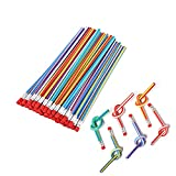 Flexible Bendy Pencil, 35 PCS Flexible Soft Pencil...