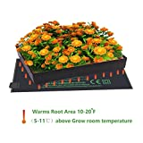 Zoom IMG-2 riogoo 18watt tappeto piastra riscaldante