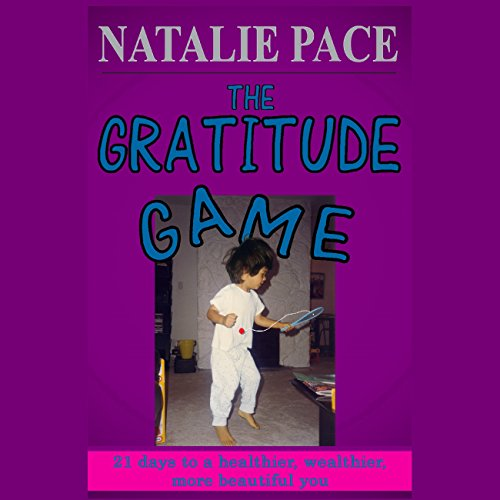 The Gratitude Game audiobook cover art