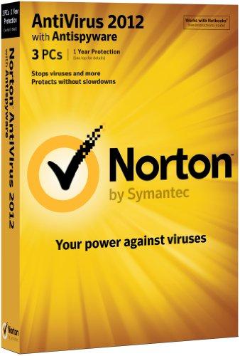 Preisvergleich Produktbild Norton AntiVirus 2012 - Full Package Product - 3 PCs in einem Haushalt