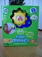 [4KIDS]4KIDS LeapFrog Fridge Phonics Magnetic Alphabet Set Features big easygrasp letters for little fingers [並行輸入品]
