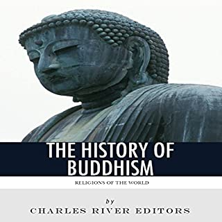 Religions of the World: The History of Buddhism cover art